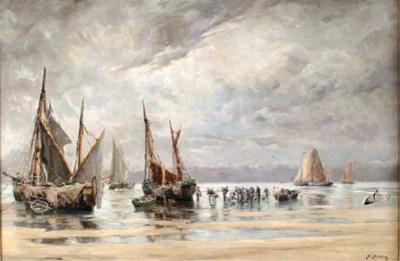 Henri Arden (BELGIAN, 1859-191