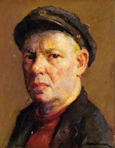 Robert Brackman (American, 189