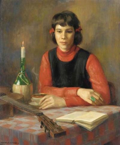 Marguerite Stuber Pearson (Ame
