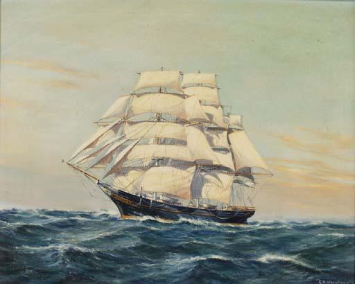 G.H. Wheatley (American, 20th