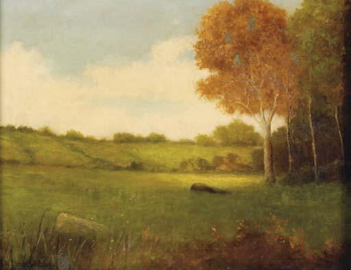 J.W. Bretzfield (American, 20th Century)