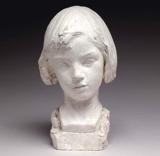 Annetta St. Gaudens (American,