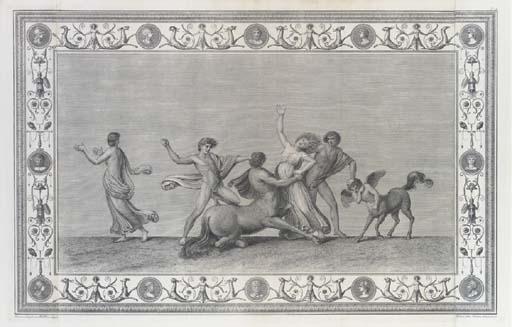 Marco Carloni (1742-1796), Aft