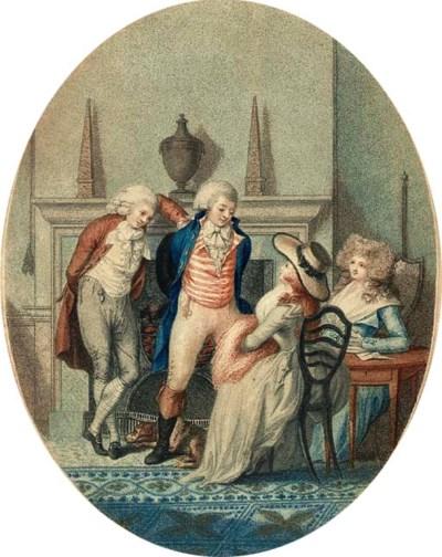 PELTRO WILLIAM TOMKINS (1760-1