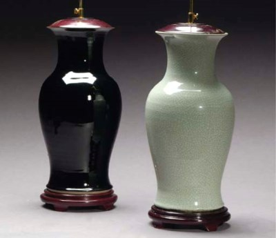 TWO PAIRS OF CHINESE PORCELAIN
