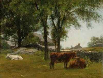 Joseph Foxcroft Cole (American