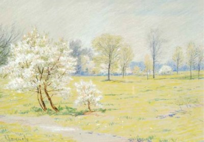 Robert William Vonnoh (America