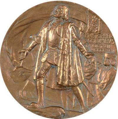 Augustus Saint-Gaudens (AMERIC