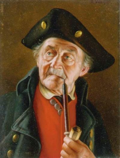 Franz Xavier Wolfle (German, 1
