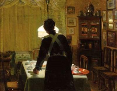 Fritz Kraul (DANISH, 1862-1935