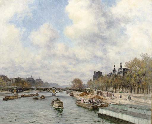 Alexis Vollon (French, 1865-19
