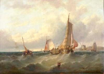 Clarkson Stanfield (British, 1