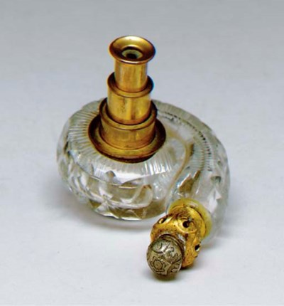 A SMALL CONTINENTAL GLASS PERF