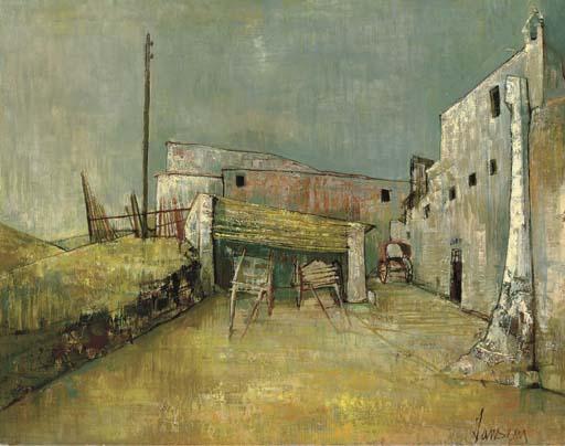 Jean Jansem (b. 1920)