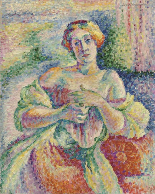 Lucie Cousturier (1870-1925)