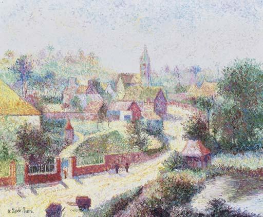 Hughes-Claude Pissarro (b. 193
