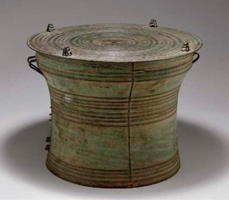 A Bronze Drum