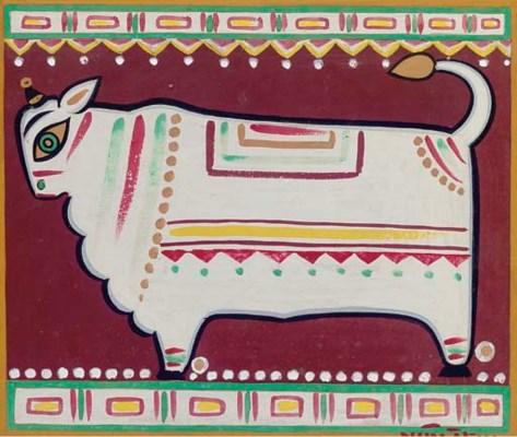 Jamini Roy (1887 - 1972)