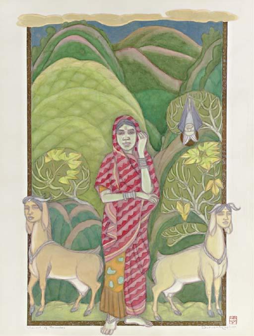 A. Ramachandran (B. 1935)