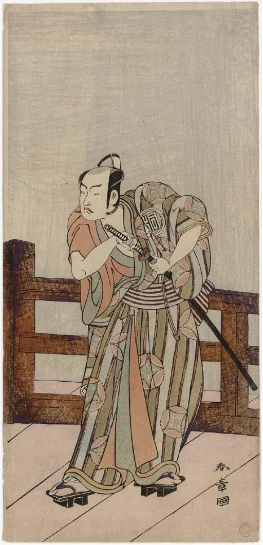 Katsukawa Shunsho (1725-92)