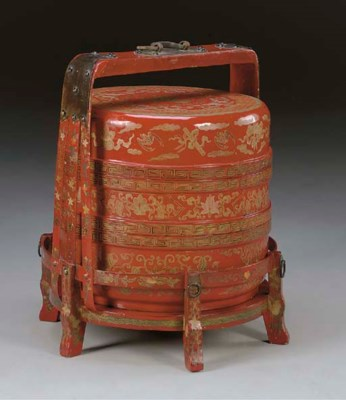 A Large Portable Chinese Style