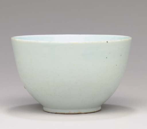 A Deep Porcelain Bowl