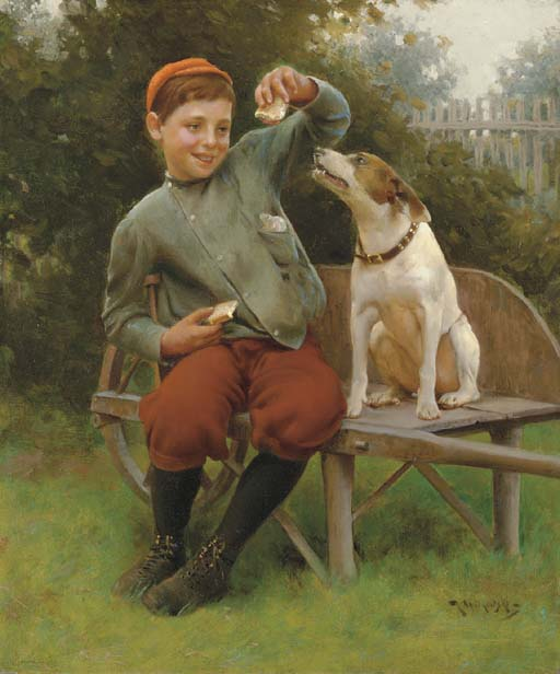 Karl Witkowski (1860-1910)
