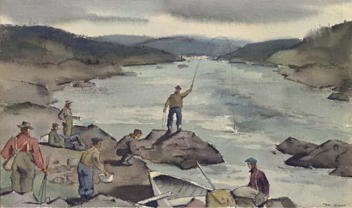 Paul Starrett Sample (1896-197