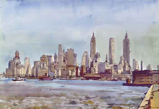 Reginald Marsh (1898-1954)
