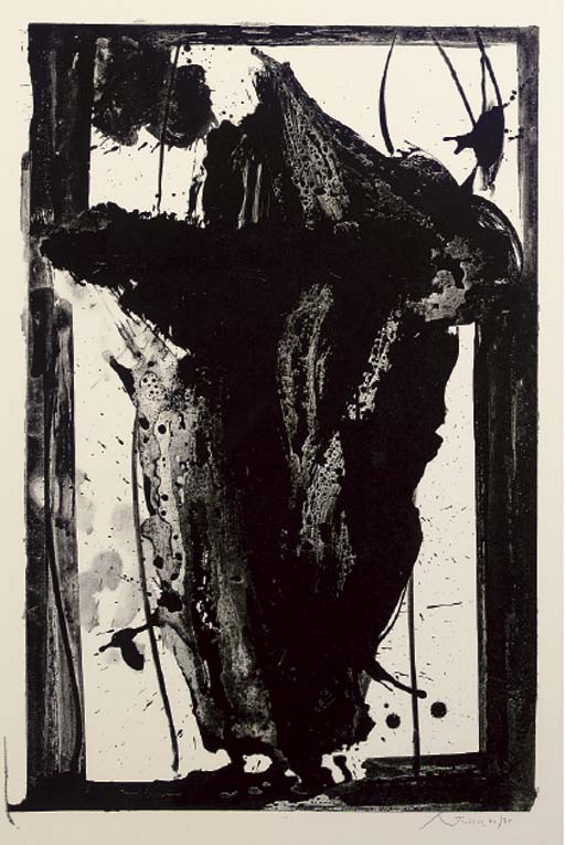 ROBERT MOTHERWELL