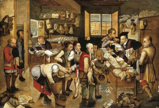 Studio of Pieter Brueghel II (Antwerp 1589-1638/9)