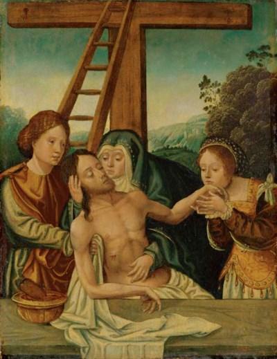 Follower of Cornelis Engebrech