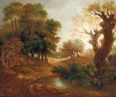 Attributed to Thomas Gainsboro
