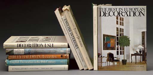 A QUANTITY OF BOOKS ON EUROPEA