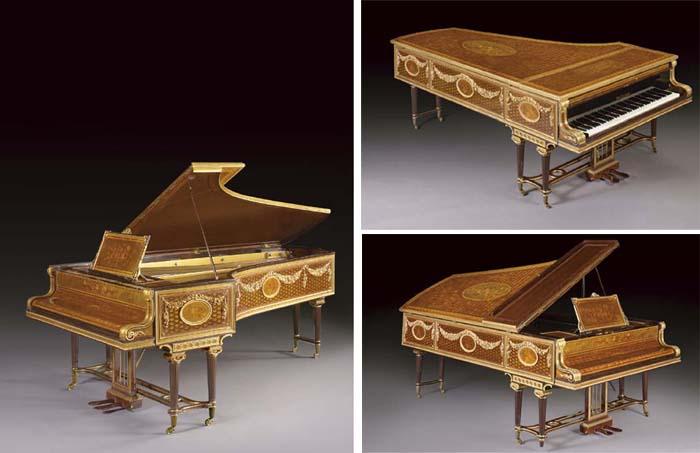 A Louis XVI style kingwood, ma