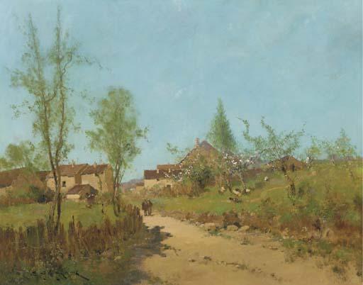 Eugène Galien-Laloue (French,