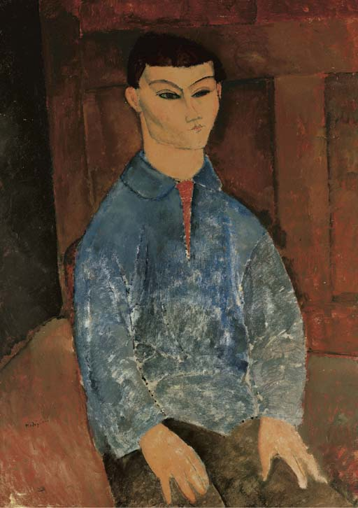 Amedeo Modigliani (1884-1919)