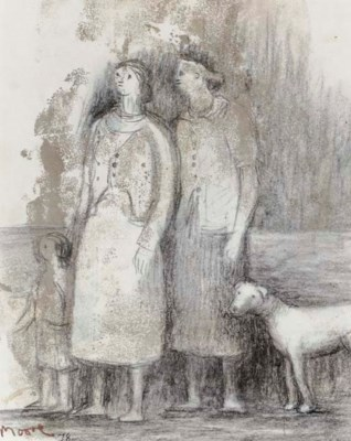 Henry Moore (1898-1989)