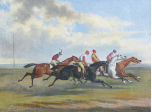 ATTRIBUTED TO Samuel Henry Alken (British, 1810-1894)
