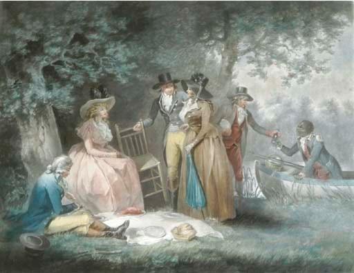 After George Morland (1763-180