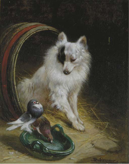 Henriette Ronner-Knip (Dutch,