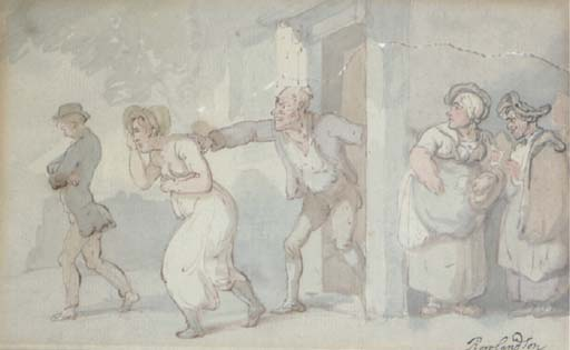 Thomas Rowlandson (British, 1756-1827)