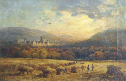 Andrew Melrose (American, 1836