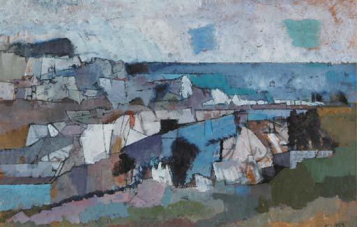 John Heliker (American, 1909-2