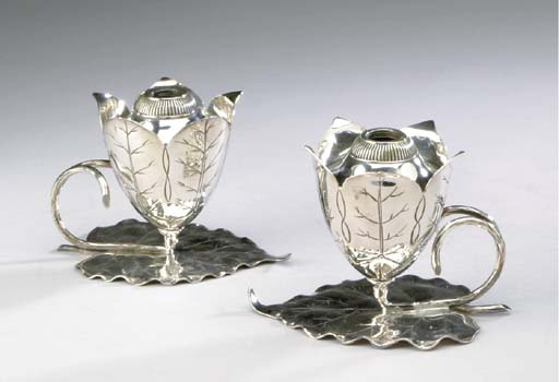 A GROUP OF ENGLISH SILVER-PLAT