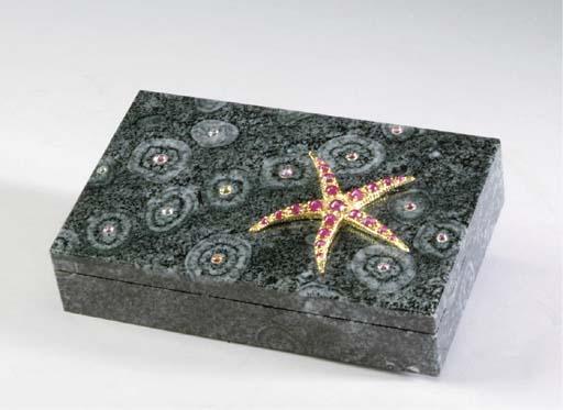 A DIORITE BOX,