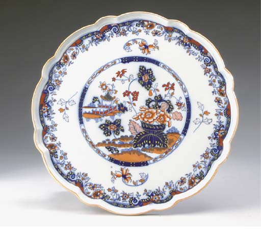 A GROUP OF ENGLISH IRONSTONE T