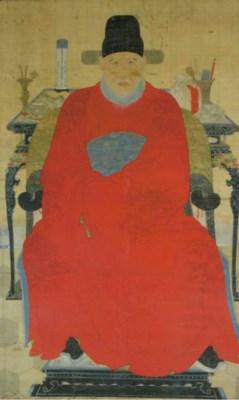 CHINESE SCHOOL, (17TH 18TH CEN