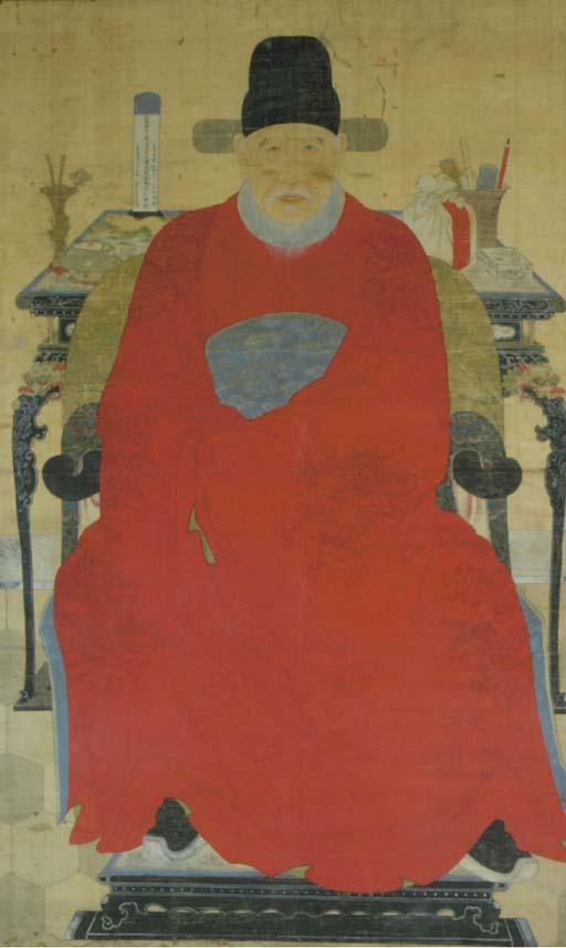 CHINESE SCHOOL, (17TH 18TH CENTURY),