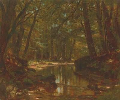 Worthington Whittredge (1820-1